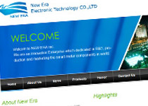 New Era Electronic Technology CO.,LTD.
